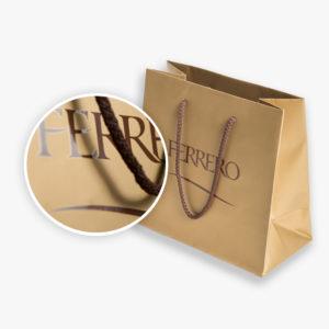 torba usługowa Ferrero uv