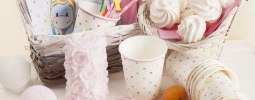 Zestaw Sweet Unicorn with Pastel Dots POL-MAK